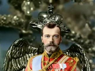 Царь Николай II в Ливадийском дворце, 1909